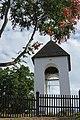 Tihany 2012-08-29, Reformed belfry, Звонница - panoramio.jpg
