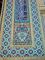 Tiling - Mosque of Hassan Modarres - Kashmar 17.jpg