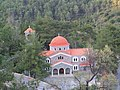Timios Prodromos church at Dymes 03.jpg
