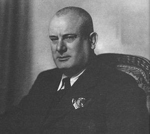 Tin Ujević, oko 1940.