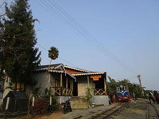 Tindharia Village in West Bengal, India