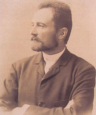 István Tisza - The 33-year-old Tisza as a member of the parliament in 1894