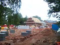 Tiverton , Housing Development at Tidcombe Walk - geograph.org.uk - 1239188.jpg