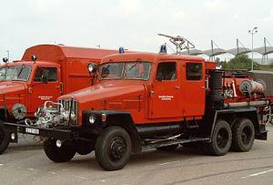 IFA G5 - Fire Service G5 TLF 15