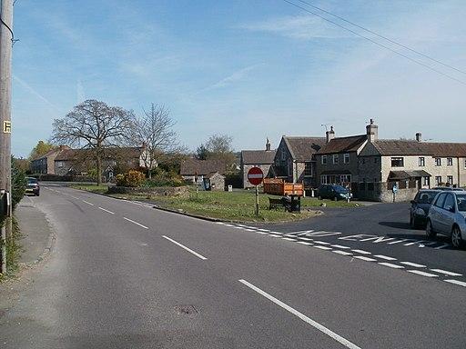 Tockington, village green - geograph.org.uk - 1818124