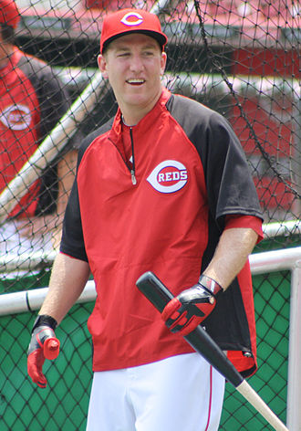 Todd Frazier - Frazier during his tenure with the Cincinnati Reds in 2012