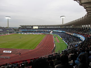 Kawasaki Todoroki Stadium stadium