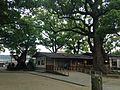 Tokinose (shop of wagashi) in Umi Hachiman Shrine.JPG