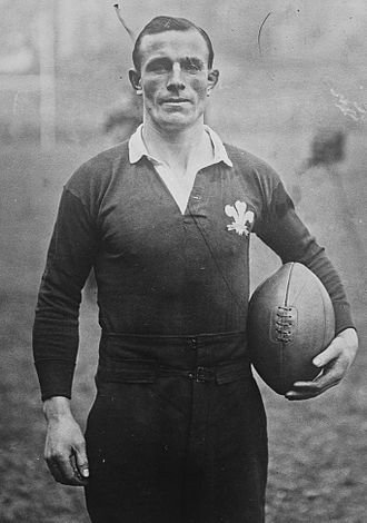 Tom Parker (rugby player) - Tom Parker, 1923