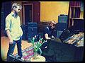 Tom and Jen @ london Bridge Studios.jpg