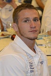 Tommy Arshansky Israeli judoka