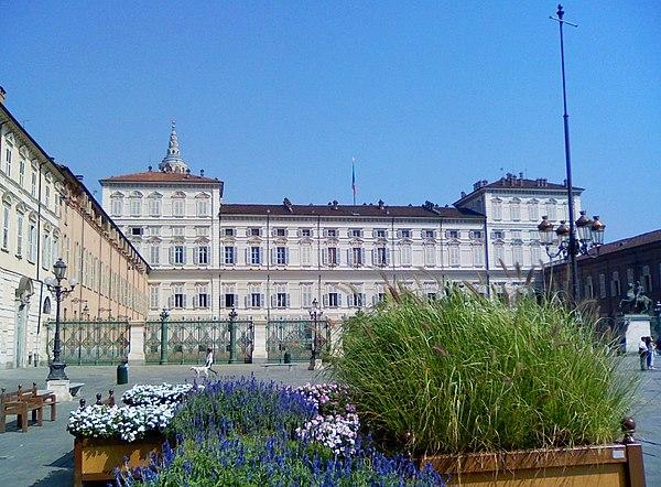 Palácio Real de Turim - Wikiwand