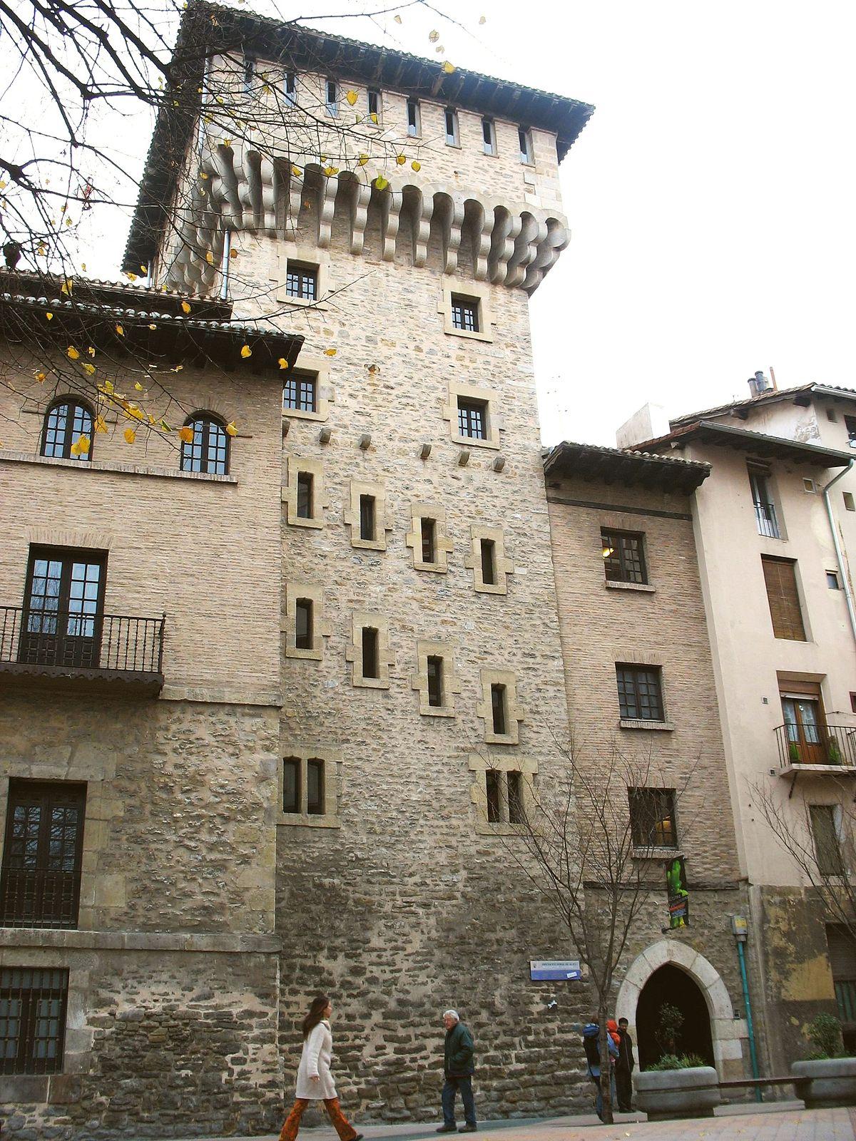 Torre de doña Ochanda - Wikipedia, la enciclopedia libre