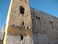 Torre i finestres del palau-castell dels Pròxida de Llutxent.JPG