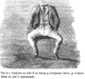 Tot ce e fracțiune nu póte fi un întreg și fracțiunea liberă și independentă nu póte fi representată, Ghimpele, 11 feb 1868.png
