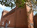 Toulouse, Haute-Garonne, France.Ancienne prison Saint-Michel 01.jpg