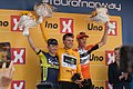 Tour of Norway 2017 - Oslo - GC winners.jpg