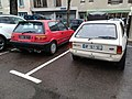 Toyota Corolla GTi & Ford Fiesta (38698954835).jpg