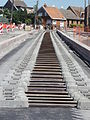 Travaux de la branche vers Vieux-Condé de la ligne B du tramway de Valenciennes en mai 2012 (106).JPG