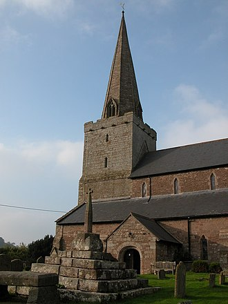 Trellech - St Nicholas' Church