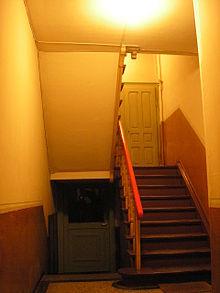 Treppen Haus treppenhaus