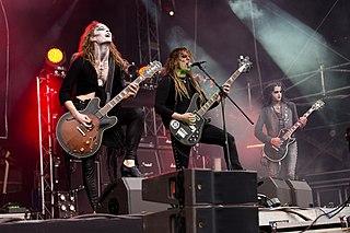 Tribulation (band) Swedish heavy metal band
