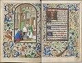 Trivulzio book of hours - KW SMC 1 - folios 022v (left) and 023r (right).jpg