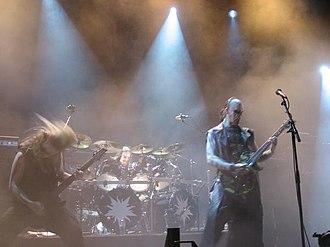 Troll (Norwegian band) - Troll live at Inferno.