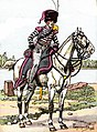 Trompette des guides de Strasbourg, 1815.jpg