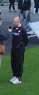 Trond Amundsen Norwegian football coach