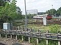 Tube sidings south of Arnos Grove station (2) - geograph.org.uk - 1401096.jpg