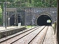 Tunnels south of Hadley Wood Station - geograph.org.uk - 1403181.jpg