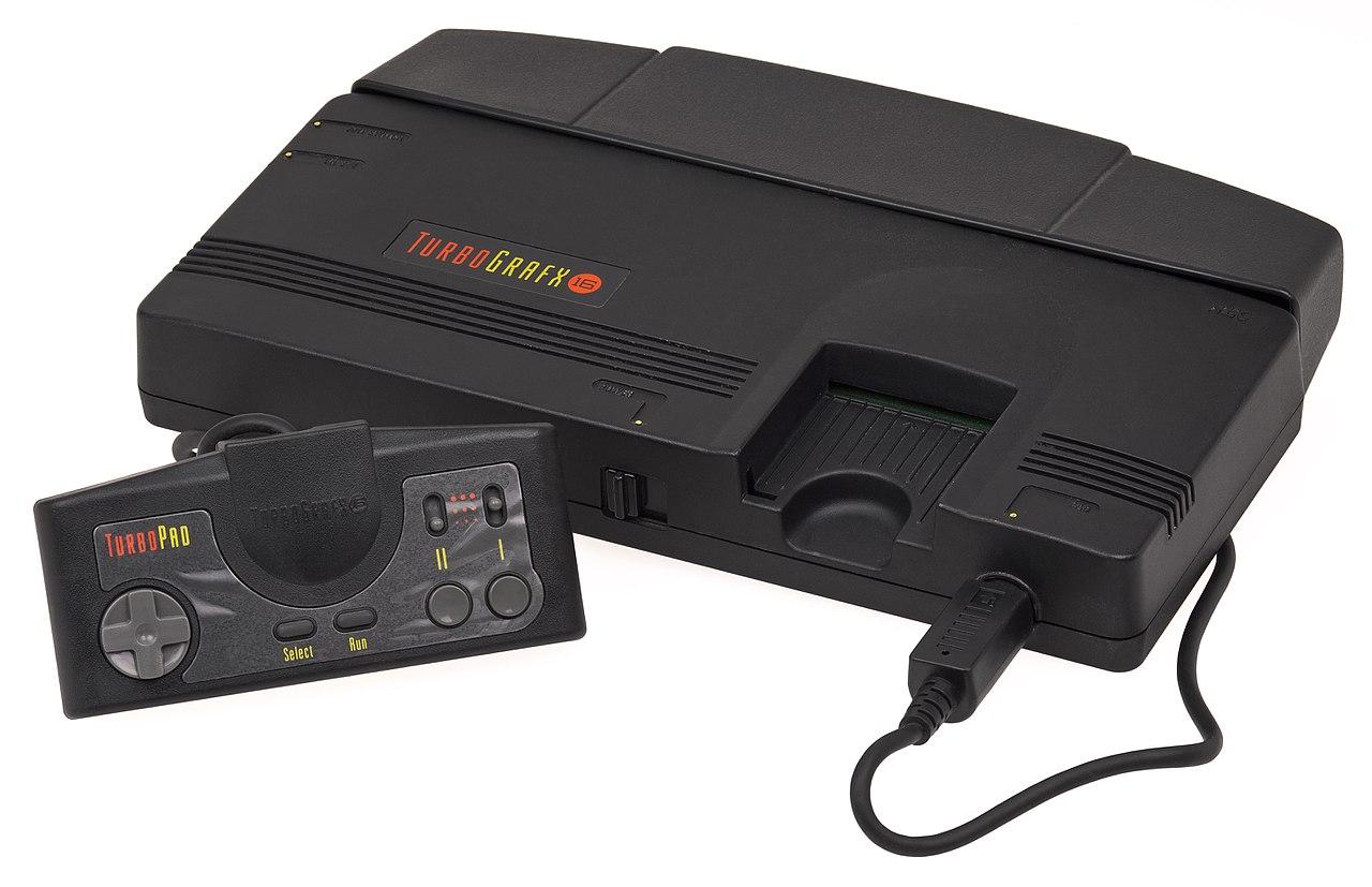 The TurboGrafx-16