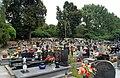 Tyniec parish cemetery (2), Benedyktyńska street, Tyniec, Krakow, Poland.jpg