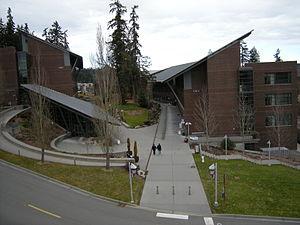 University of Washington Bothell - Image: U.W. Bothell 02