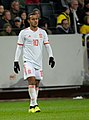 UEFA EURO qualifiers Sweden vs Spain 20191015 Thiago Alantara 7.jpg