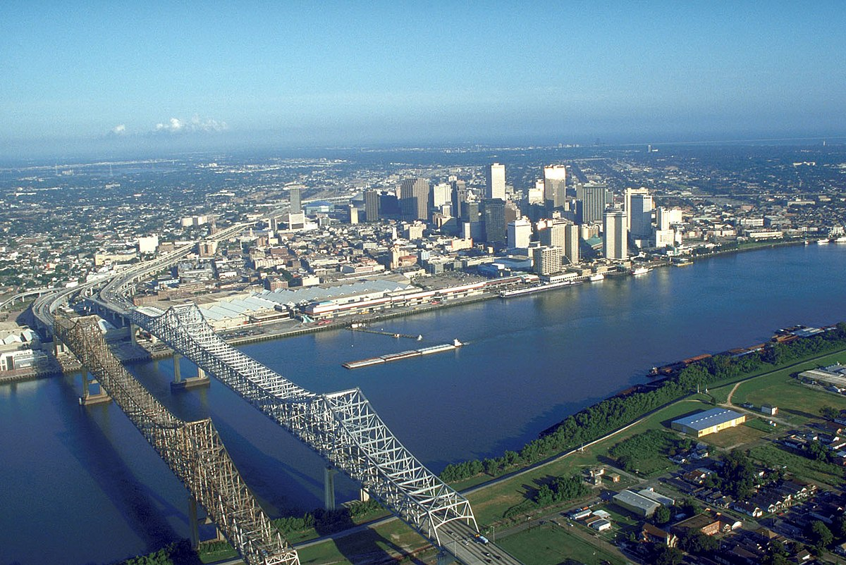 New Orleans Central Business District - Wikipedia