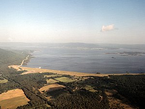 Kiamichi River - Sardis Lake and Dam