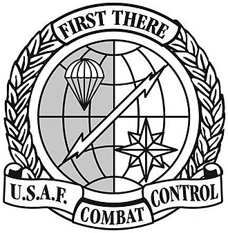 Badges of the United States Air Force - Image: USAF Combat Controller Flash