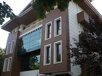 International Strategic Research Organization - USAK House Turkey's first and only think-tank purposed building, Ankara, 2010
