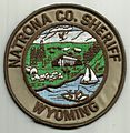 USA - WYOMING - Natrona co. Sheriff.jpg