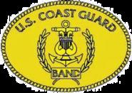 USCG Band Badge