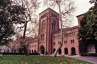USC Thornton School of Music - Image: USC Bovard Auditorium