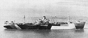 USS Acubens (AKS-5) - Image: USS Acubens (AKS 5)