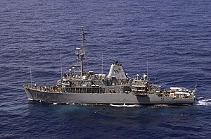 Avenger-class mine countermeasures ship - USS Avenger (MCM-1