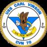 USS Carl Vinson CVN-70 Emblem.png