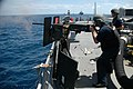 USS Curtis Wilbur conducts a live-fire exercise. (9018287170).jpg