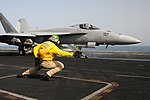 USS Dwight D. Eisenhower On Deployment DVIDS281590.jpg