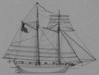 USS <i>Hamilton</i> (1809)