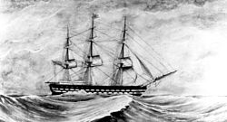 USS Independence 1815